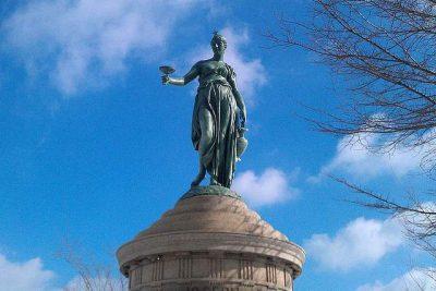 Statua Hebe