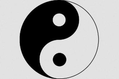 Simbolo Ying e Yang