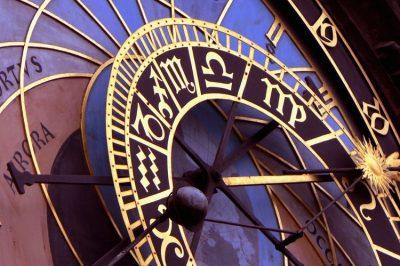 Orologio astrologico